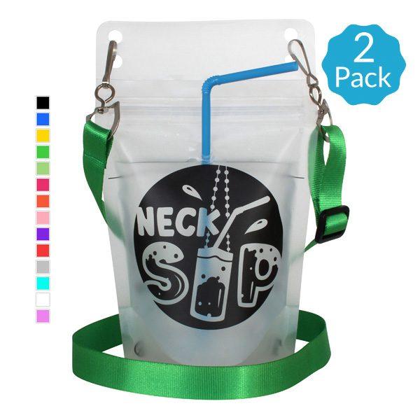 Necksip-drink-pouches