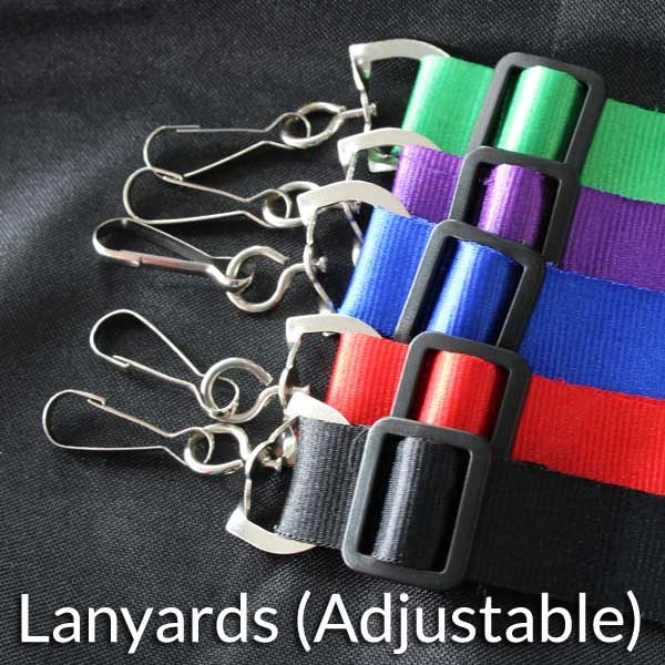 Necksip-lanyards