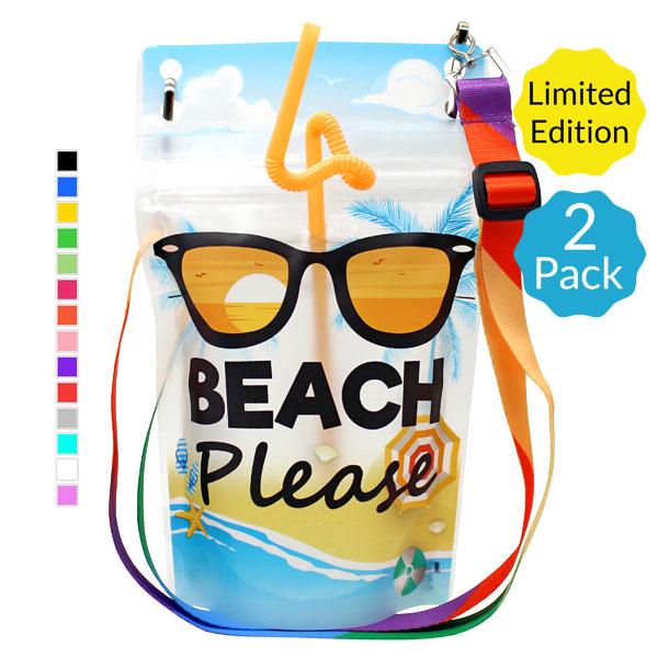 Beach-please-drink-pouches